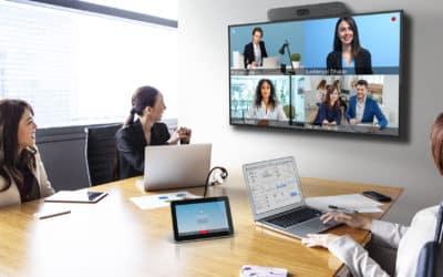 Évènement virtuel ? Visioconférence ? Audiovisuel ? Nous avons des solutions pour toutes les contraintes et tous les budgets.